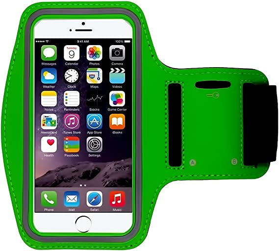 Imperméable Sports Running Jogging Gym Armband Arm Band Case Holder iPhone 6 6 S