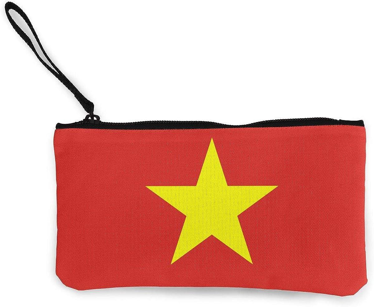 Vietnam Flag Wallet Coin...