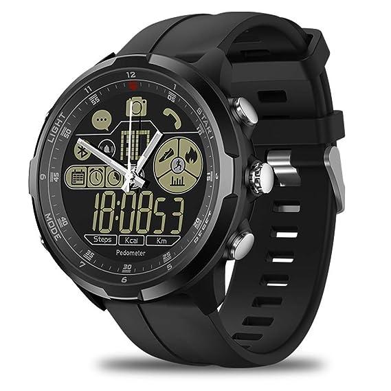 JCXT Vibe Reloj Inteligente 4, súper Ligero híbrido ...
