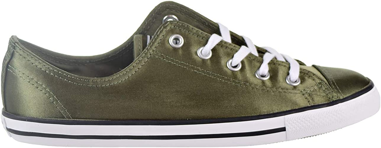 Converse Chuck Taylor All Star Dainty OX Women's Shoes Medium OliveWhiteBlack 557976f