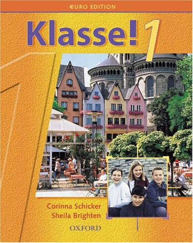 Read Online Klasse!: Student's Book Pt.1 PDF