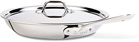 Review All-Clad Fry Pan with