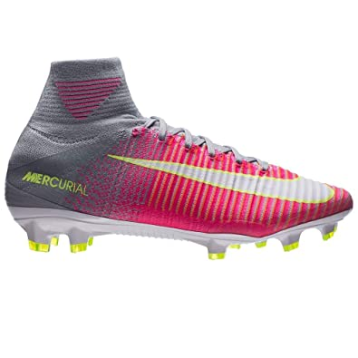 factory authentic coupon code casual shoes Amazon.com | Nike Women Mercurial Superfly V FG Hyper Pink ...
