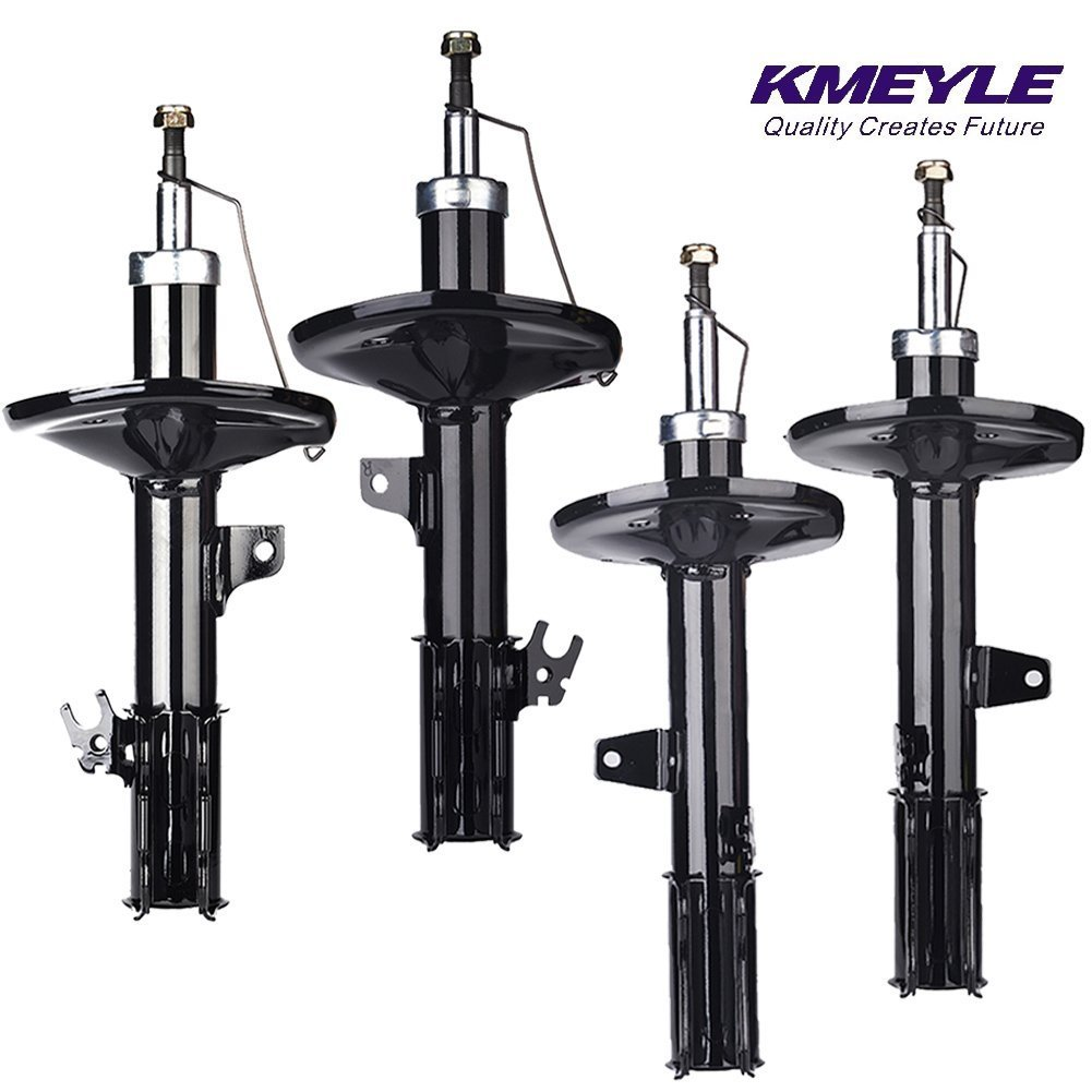 KMEYLE Front and Rear Shock abosorber Struts Replacement for 1997-2001 Toyota Camry 1997-2001 Lexus ES300 1997-2003 Toyota Avalon 1999-2003 Toyota Solara 4PCS Full Set by KMEYLE