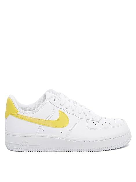 Nike Air Force 1 (37.5, Blanco): Amazon.es: Zapatos y