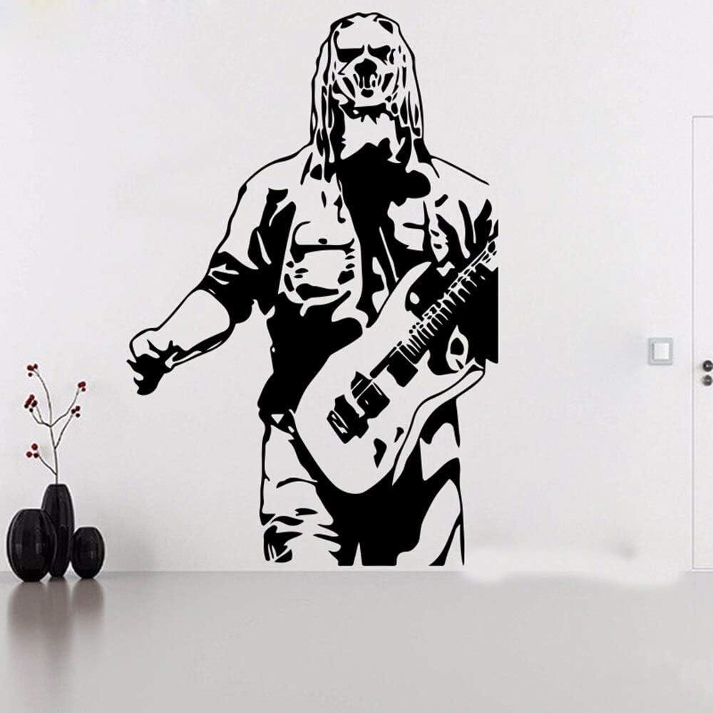 zzlfn3lv Gran Corey Taylor Slipknot Guitarra Etiqueta de La Pared ...