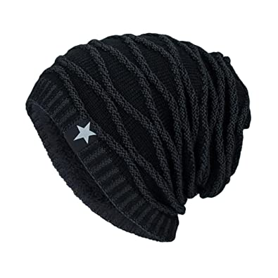 024e520c821 Princer Hot!!! Unisex Winter Beanie Hat Scarf Set Warm Knit Hat ...