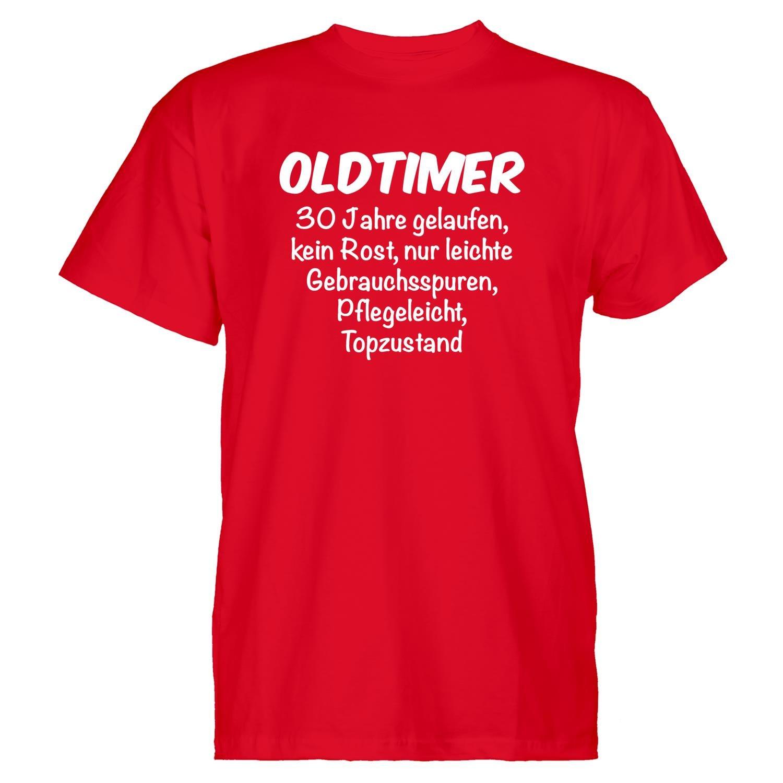 Monkiez - Camiseta para Hombre - Oldtimer Cumpleaños 30 años ...