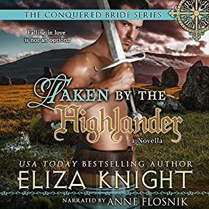 Taken by the Highlander: Book 2.5 (Conquered Bride) Audiobook