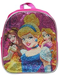 Disney Princess 10 Sequined Mini Backpack