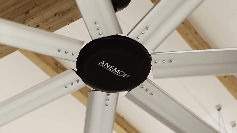 Ventilador Industrial HVLS - Airslim 100W (3 m) - Ventilador ...