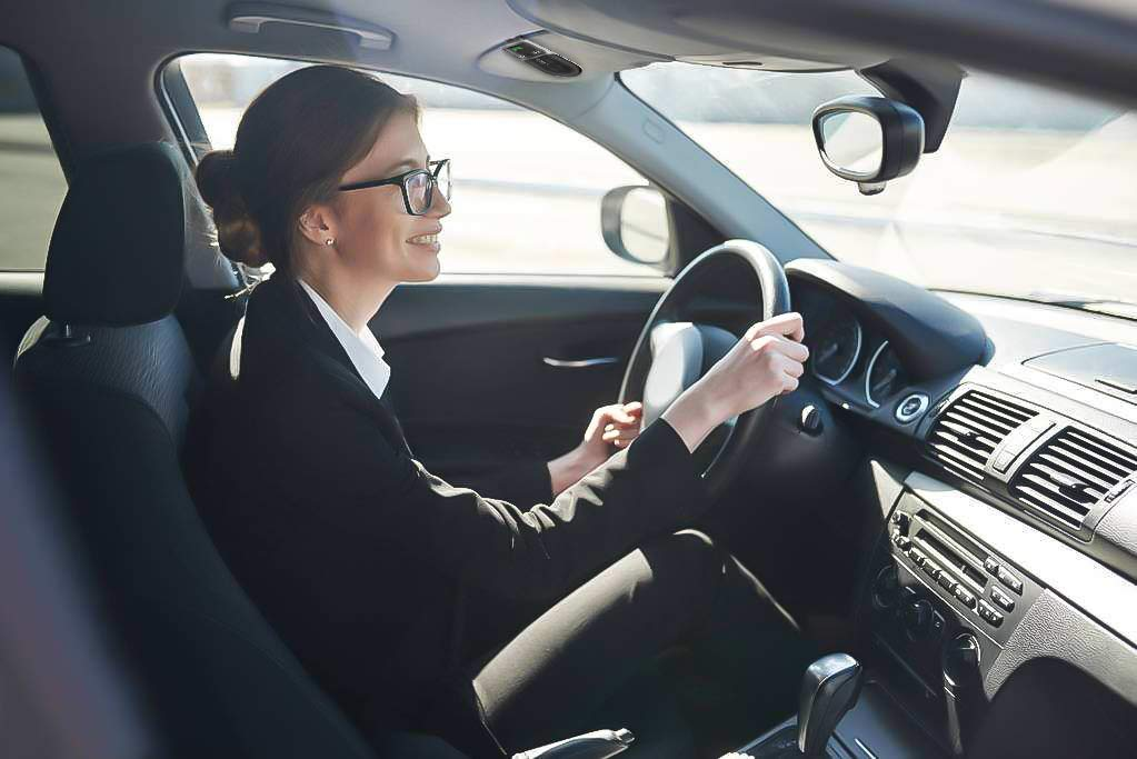 2019 SUNITEC BC920 Bluetooth Hands Free Car Kit, Connects with Siri & Google Assistant, Auto On Off, Handsfree Speakerphone Wireless in Car, 2W Powerful Speaker, Dual Link Connectivity & Visor Clip by Sunitec (Image #9)