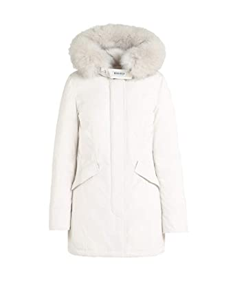 promo code d72ce a0e13 Woolrich Women's Luxury Arctic Parka with Fur