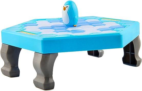 AiSi Puzzle - Juego de mesa de rescate de cubitos de hielo para pingüinos: Amazon.es: Juguetes y juegos
