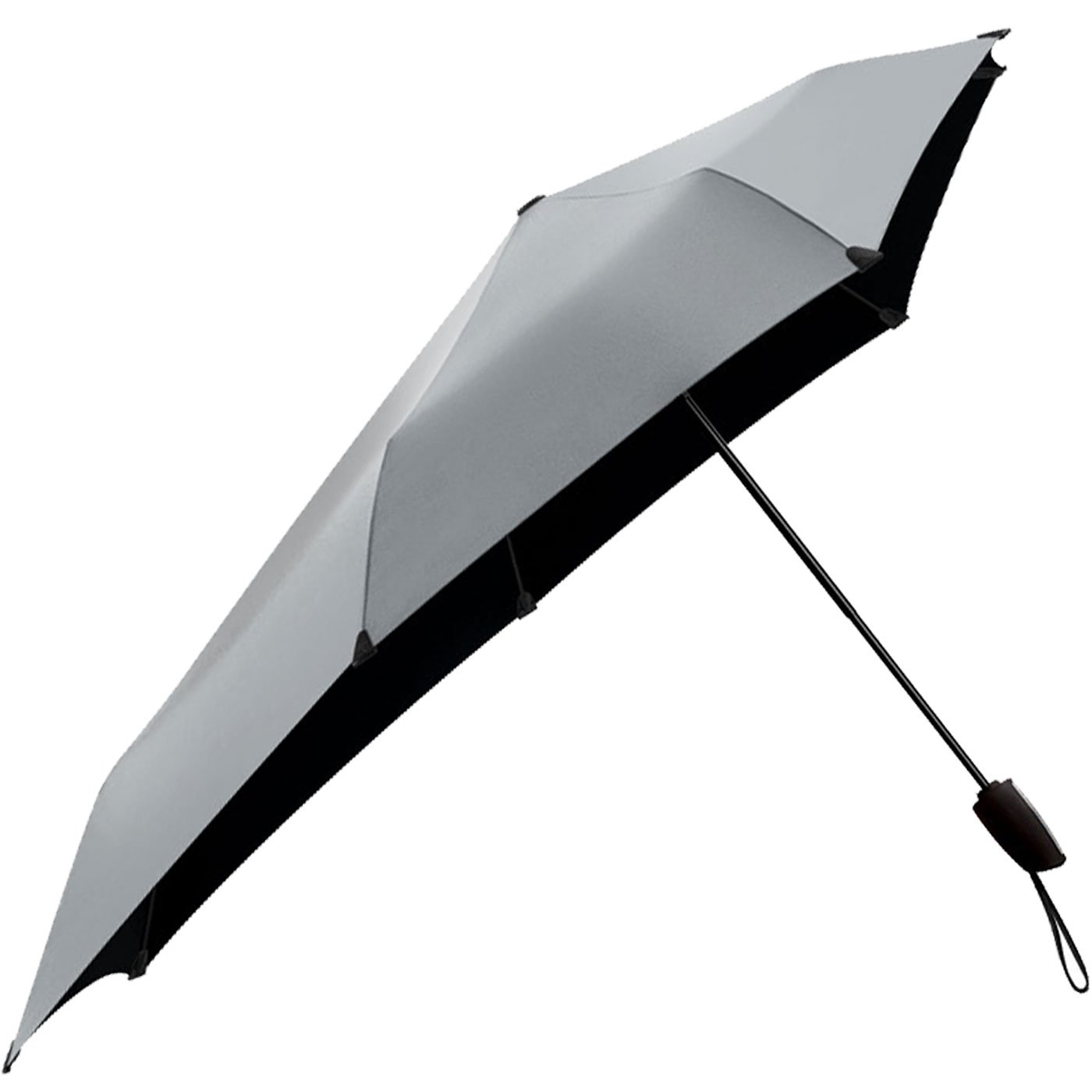 Senz: Automatic Umbrella - Shiny Silver