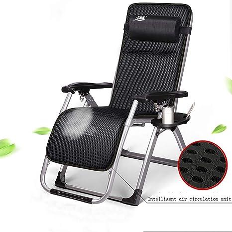 Lounge chair Zero Gravity Recliner Asiento Silla Plegable Al ...