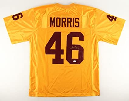 official photos 7f175 20a01 Alfred Morris Autographed Signed Redskins Jersey - JSA ...