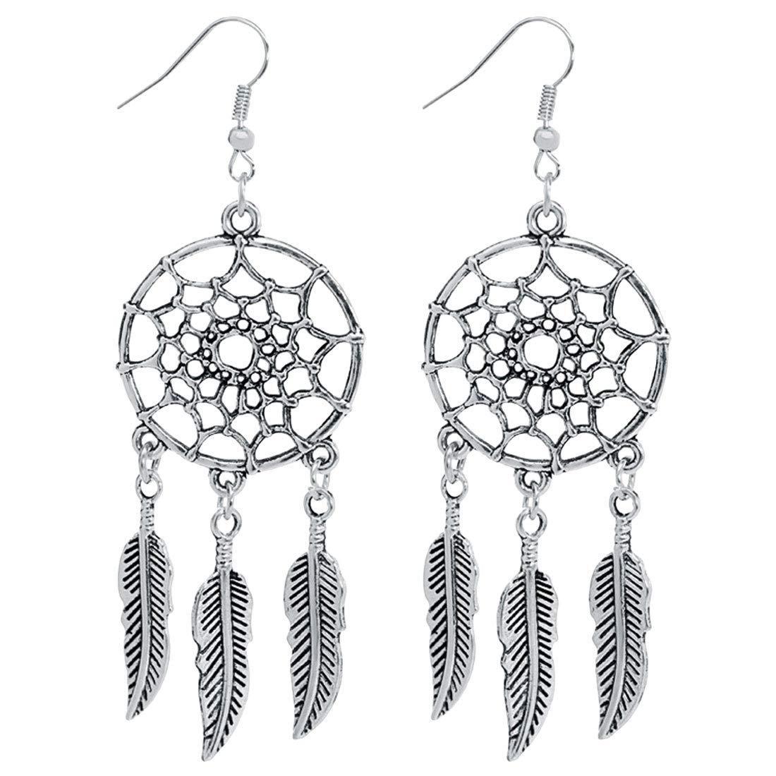 1 Pair Fashion Earrings Shiny Drop Design Long Pendant Earrings Women/Girls ChenYao-Swansea YHA2196