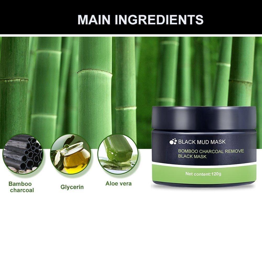 Amazon.com : Carbon Activado Mask - Mascarilla De Carbon Activado Para Mejor Limpieza Facial : Beauty