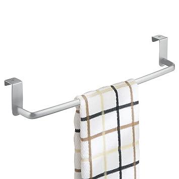mDesign Geschirrtuchhalter – zum Einhängen in die Küchenschrank ...