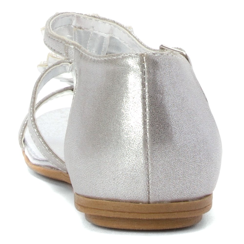 Kenneth Cole Girls Good Bright Sandals
