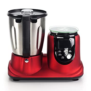Royalty Line Thermo Cooker Robot da Cucina Multi Funzione 1200W ...