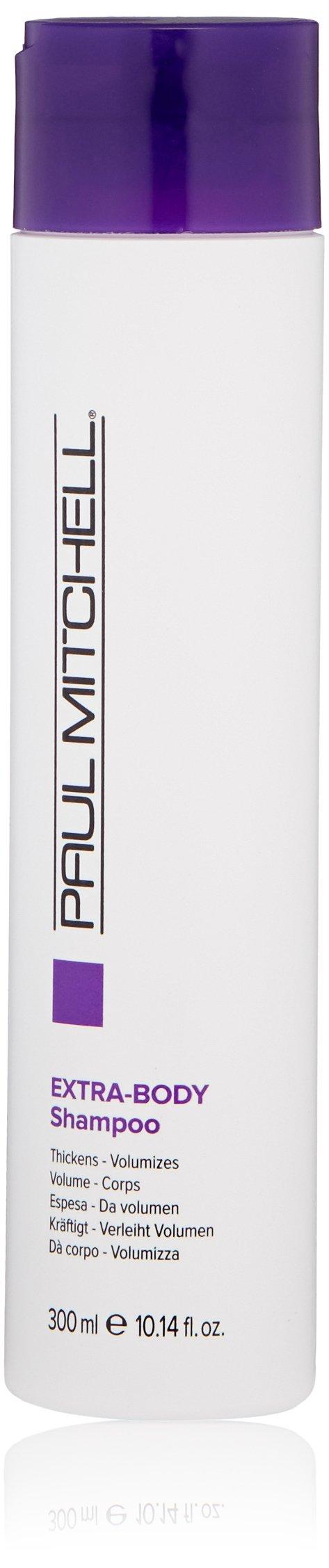 Paul Mitchell Extra-Body Shampoo,10.14 Fl Oz