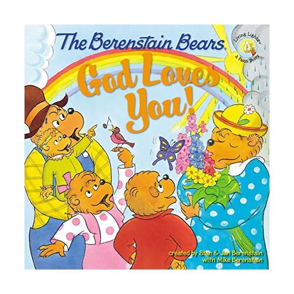The-Berenstain-Bears-God-Loves-You-Berenstain-BearsLiving-Lights
