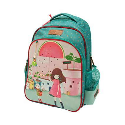Santoro London Kori Kumi Rucksack Melon Showers Back Pack