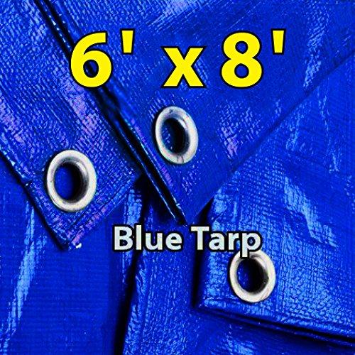 Super Blue Tarp - 7