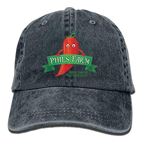 Hot Fruit Adult Adjustable Printing Cowboy Hat