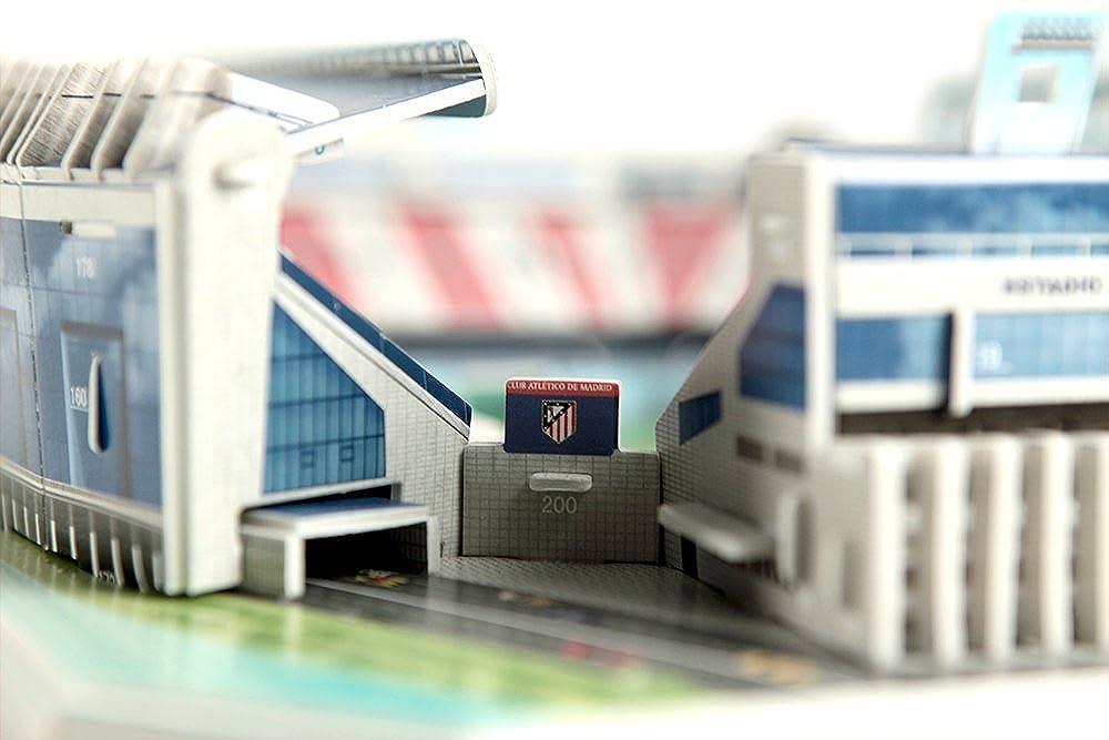 Amazon.com: Atlético de Madrid Vicente Calderón Estadio 3d ...