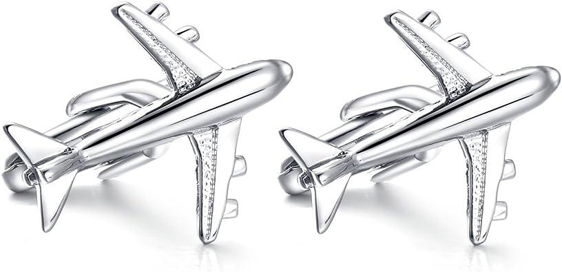 HONEY BEAR Gemelos con diseño de avión, para negocios y ...