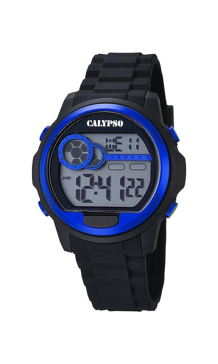 Calypso Watches Reloj Digital para Unisex de Cuarzo con Correa en Caucho K5667_3
