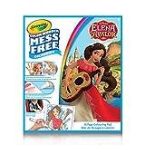 Crayola Disney Elena of Avalor Color Wonder Book