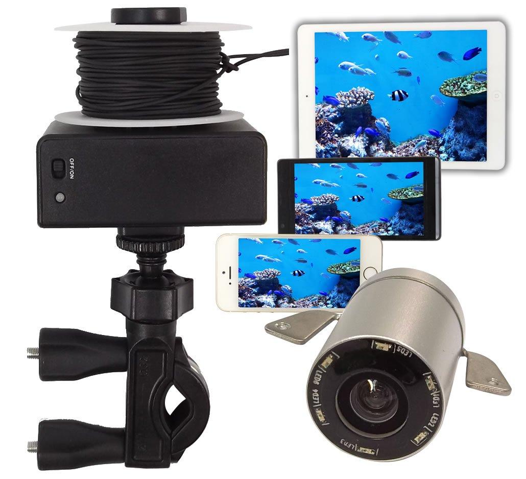 Wifi 水中モニターシステム スマホで表示 Wifi 水中カメラ フィッシュファインダー 水中カメラ 魚群探知機 魚群探知機 B072SLJSTG, うつわ工房 BENI:39cf5c03 --- tandlakarematspetersson.se