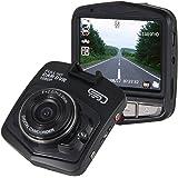 AUBBC Full HD 1080P Car Vehicle HD Dash Camera DVR Cam Recorder with 16GB Micro SD Card Black