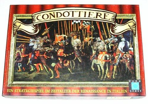Condottiere - Ein Strategiespiel im Zeitalter der Renaissance in Italien