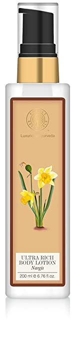 Forest Essentials Nargis Ultra Rich Body Lotion, 200ml