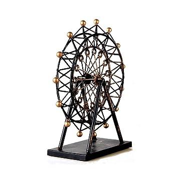Amazon.com: MyLifeUNIT Decorative Vintage Ferris Wheel - London Eye ...
