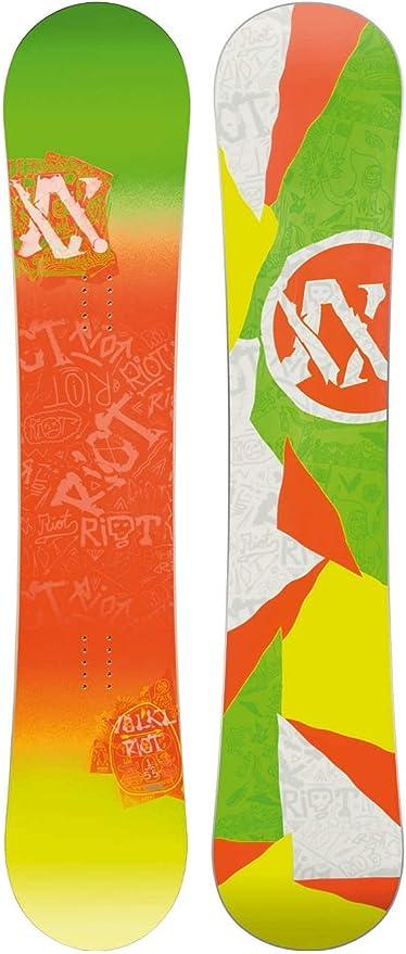 VÃ à partir de Snowboard de Freestyle pour Homme Riot sQD Planche ...