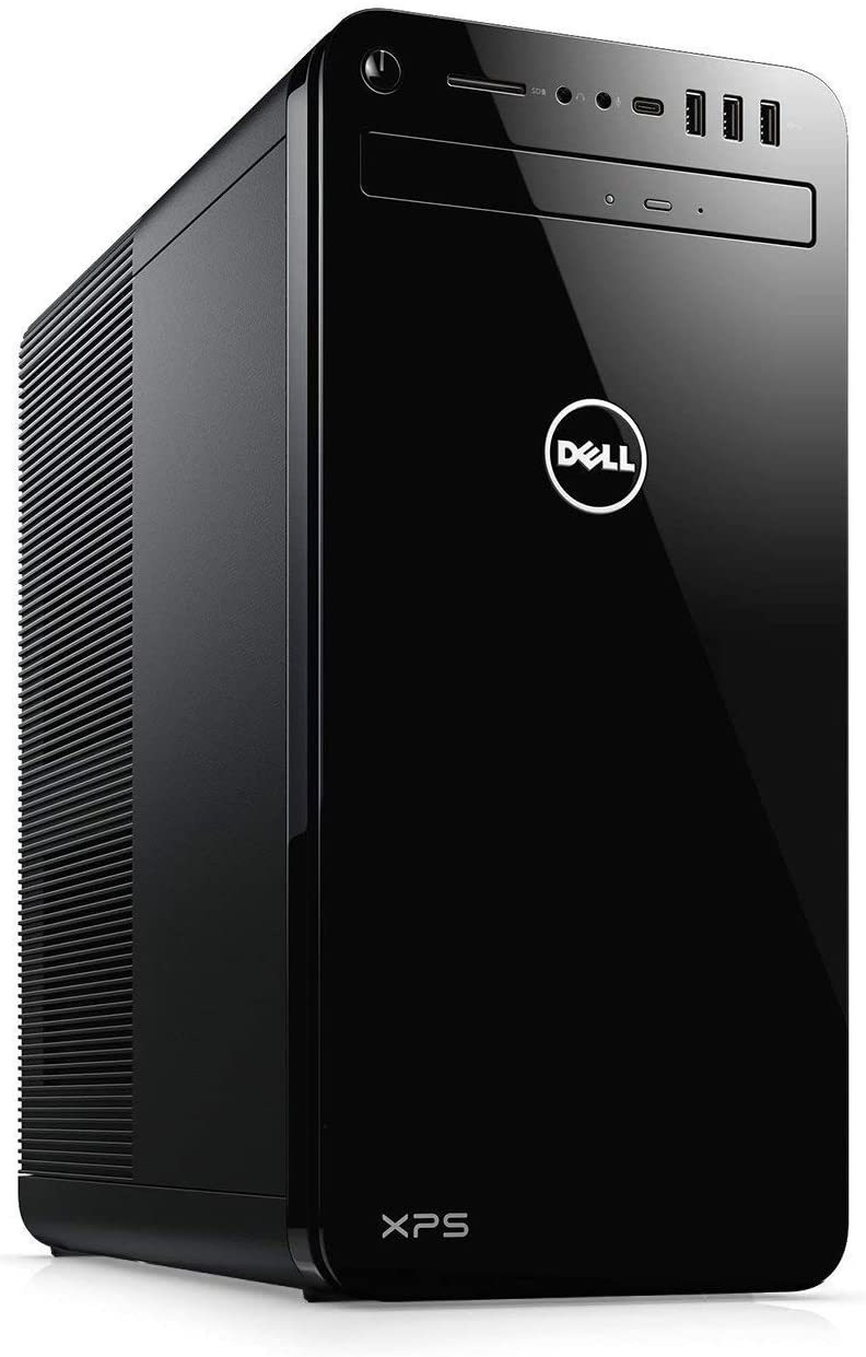 2019 Dell XPS 8930 VR Ready Gaming Desktop Computer, 8th Gen Intel Hexa-Core i7-8700 up to 4.6GHz, 32GB DDR4, 1TB 7200 RPM HDD 512GB SSD, GTX 1060 6GB, AC WiFi, Bluetooth 4.2, USB 3.1, Windows 10