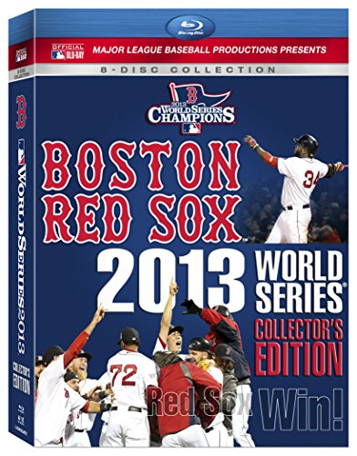 Boston Red Sox Special Edition - Boston Red Sox 2013 World Series Collector's Edition [Blu-ray]