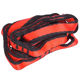 Correa de alpinismo - Cuerda de cadena de nylon con bucle ...