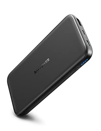 Amazon.com: Portable Charger RAVPower 18W PD 10000mAh ...