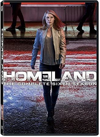 Amazon com: Homeland: Season 6: Claire Danes, Mandy Patinkin