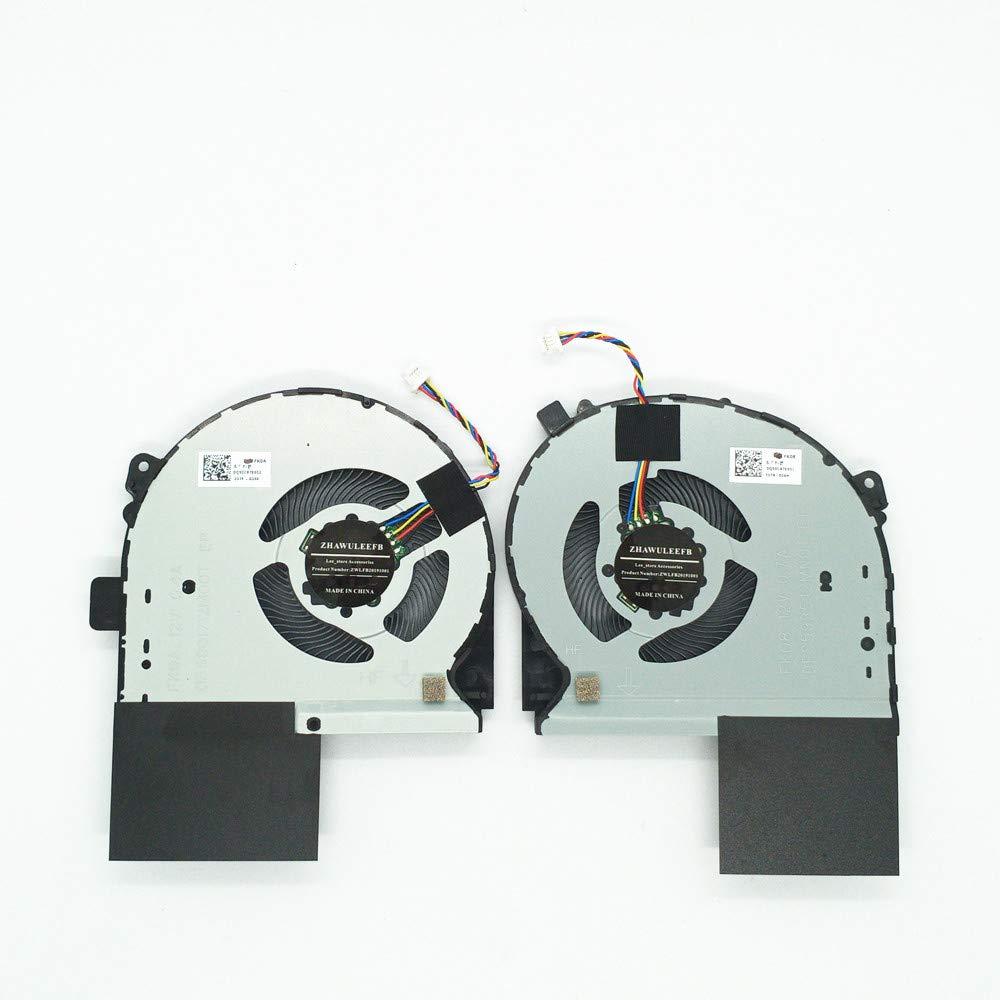Cooler CPU / GPU para ASUS GL703 S7B GL703GS GL703GS-DS7