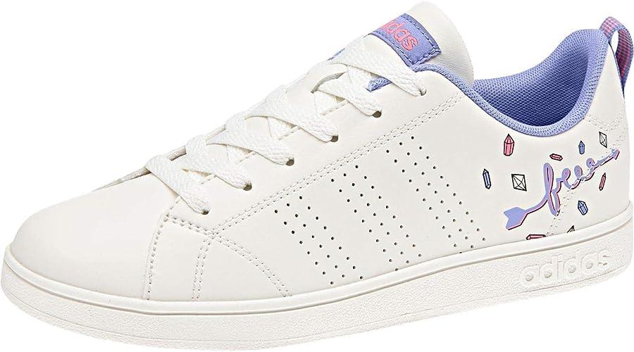 adidas advantage k scarpe da tennis unisex bambini