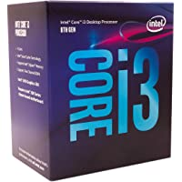 Intel Core i3-8100 Retail - (1151/Quad Core/3.60GHz/6MB/Coffee Lake/65W/Graphics)