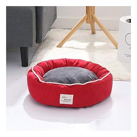 Cama Perro Gato Para Mascotas, 50cm Cama Perro Donut Camas ...